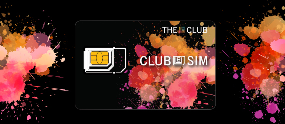 Enjoy 10GB local data provided by Club SIM